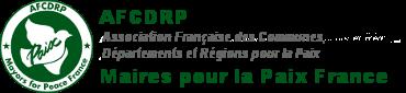 AFCDRP - Maires pour la Paix France