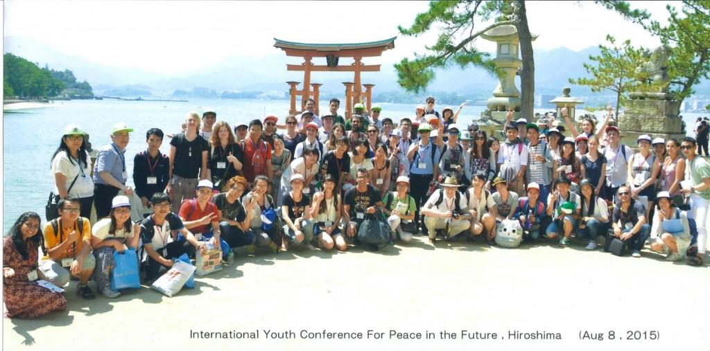 particpants à l'IYCPF 2015