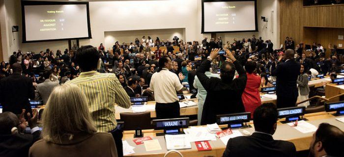 Maires pour la Paix se félicite de l'adoption du Traité d'interdiction des armes nucléaires