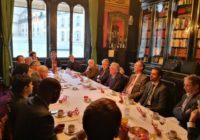 Conférence au Rotary de Paris : dérèglement climatique et menace nucléaire