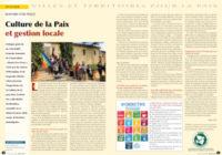Planète PAIX interroge Maires pour la Paix France