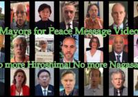Lettre ouverte des Maires pour la Paix