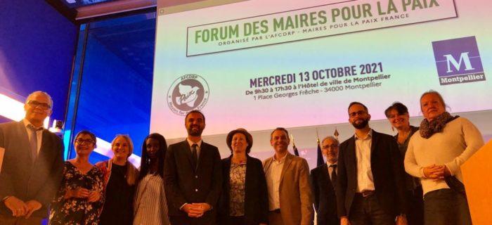 Forum pour la Paix : retour sur une semaine riche et stimulante pour notre réseau !